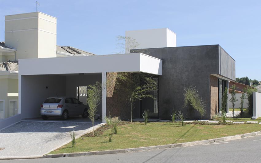 Residência QJL14 - Gabriel Bampa Arquitetura