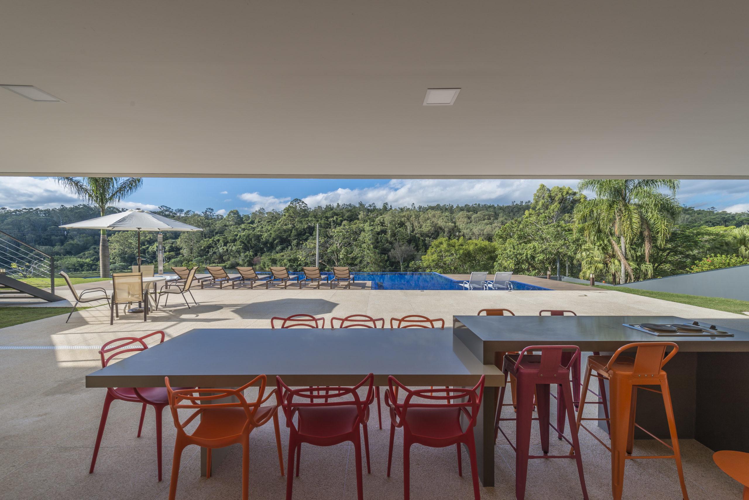 Residencia L5QF - Gabriel Bampa Arquitetura