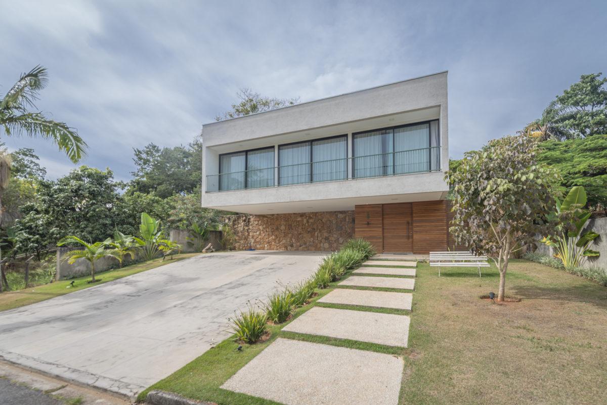 Casa L24QL - Gabriel Bampa Arquitetura