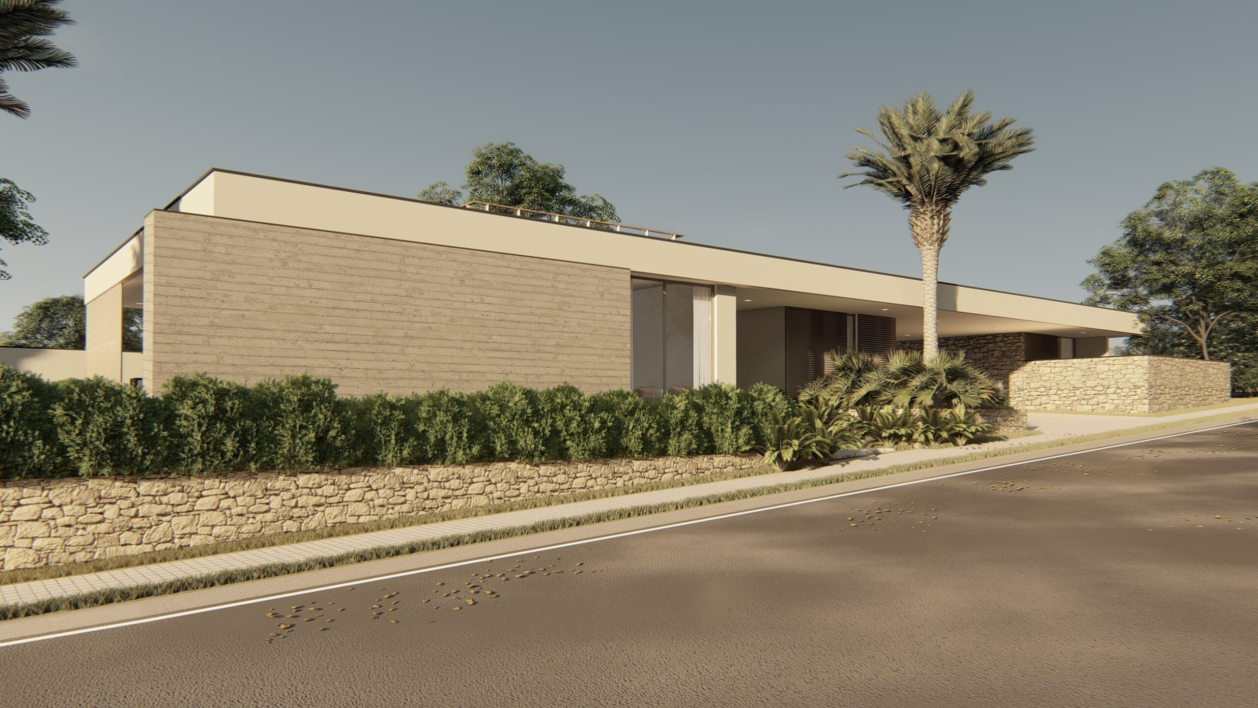 Residência L1Q18 - Gabriel Bampa Arquitetura