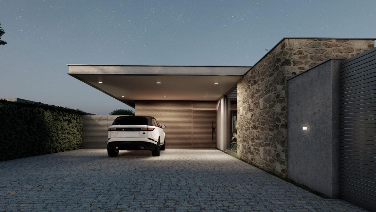 Residência L44Q3 - Gabriel Bampa Arquitetura