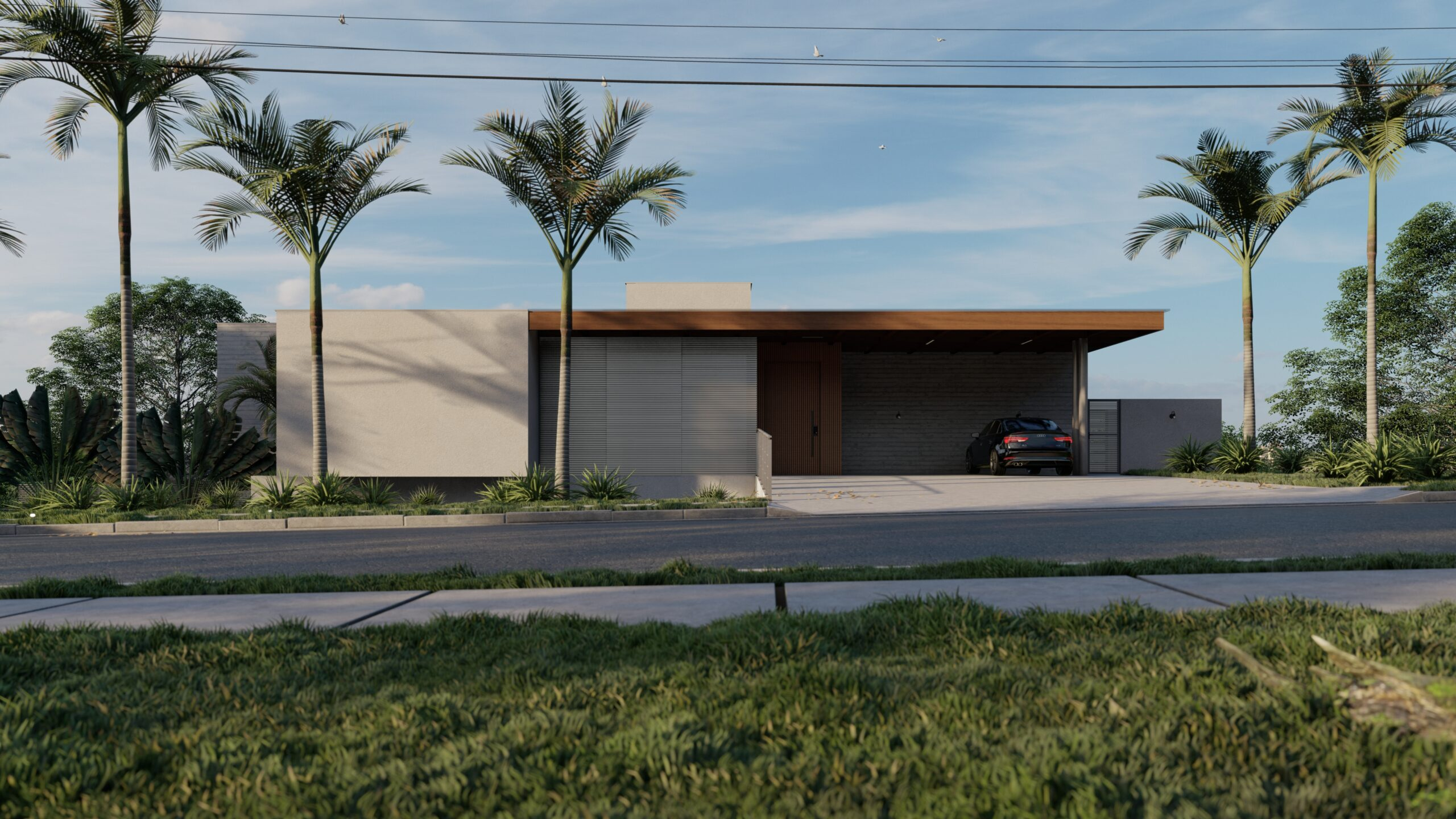 Residência L12Q44 - Gabriel Bampa Arquitetura