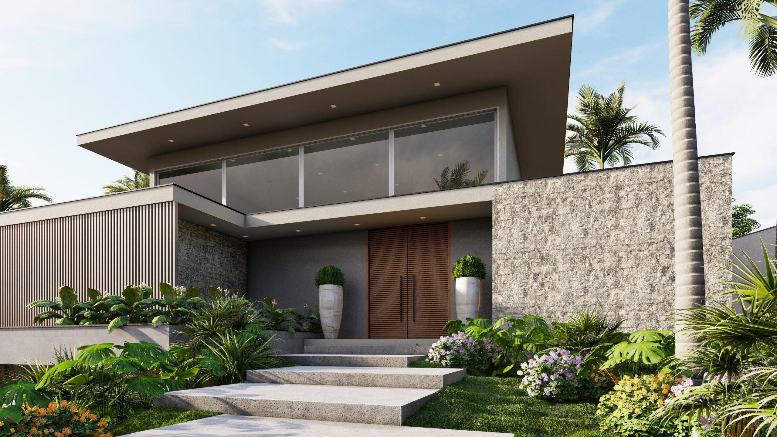 Projeto 3 - Gabriel Bampa Arquitetura