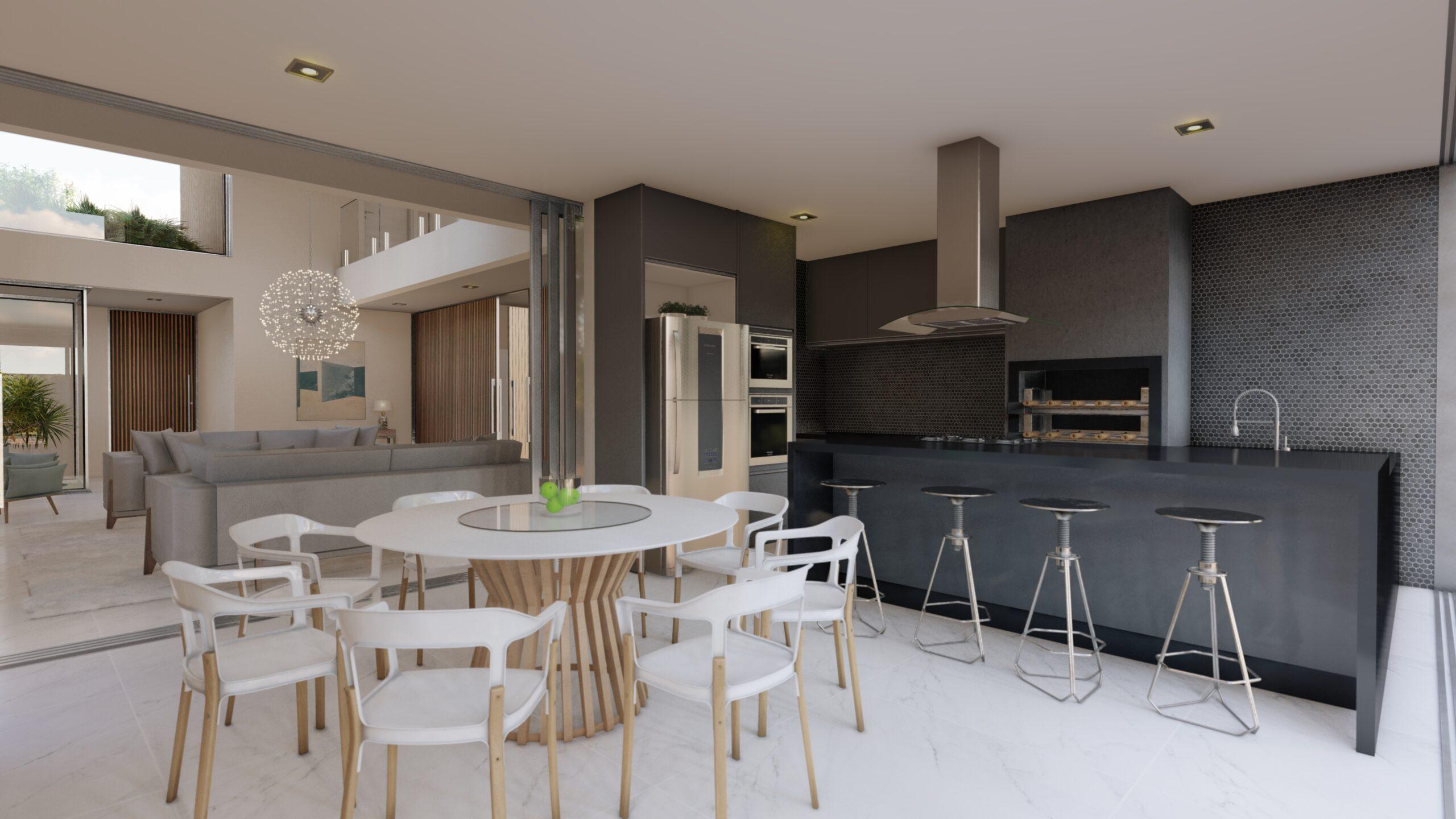 Residência L14QA - Gabriel Bampa Arquitetura