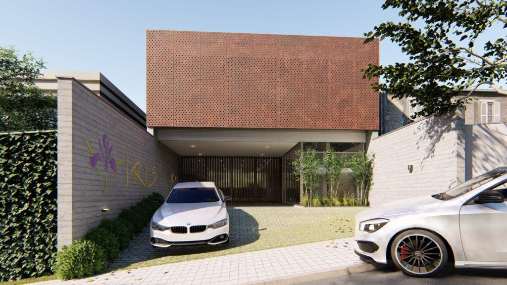 Comercial Íris - Gabriel Bampa Arquitetura