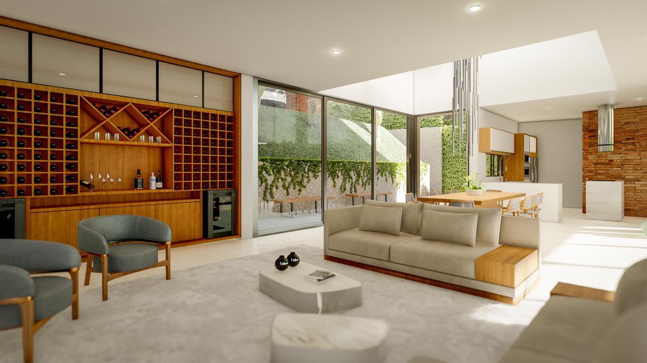 Residência L17QS - Gabriel Bampa Arquitetura