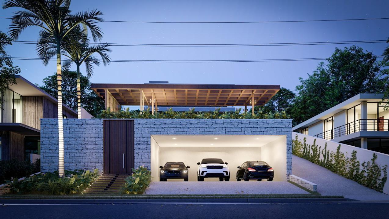 Residencia L21Q26 - Gabriel Bampa Arquitetura