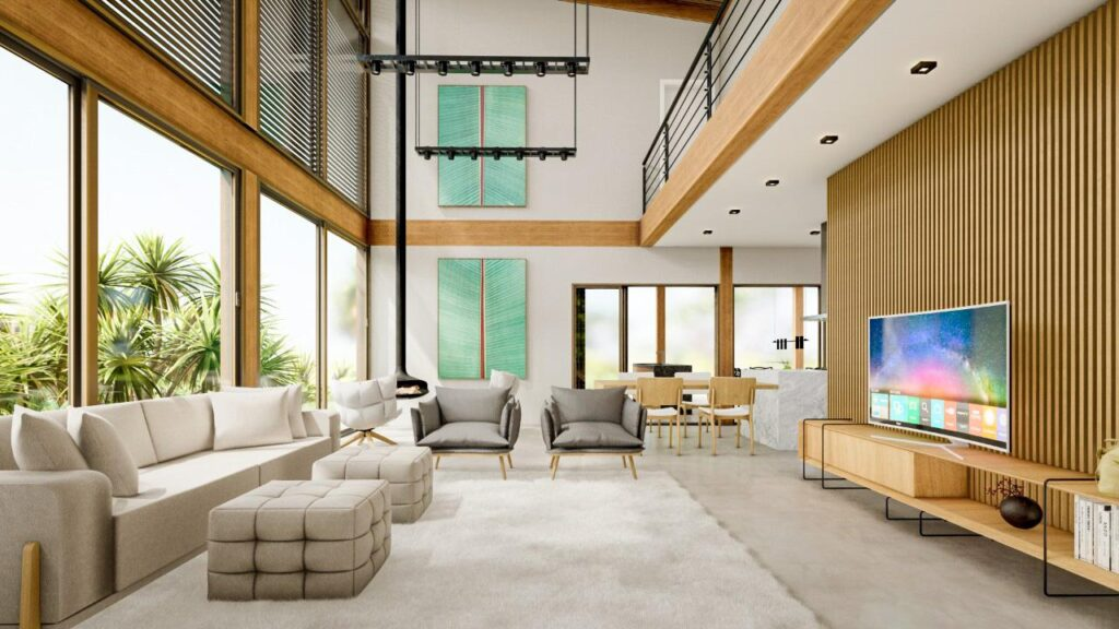 Residencia L6QI - Gabriel Bampa Arquitetura