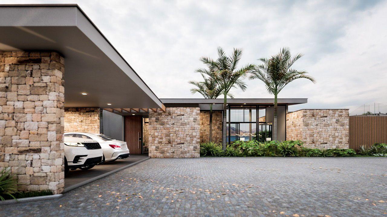 Residência La Moracha - Gabriel Bampa Arquitetura